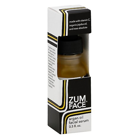 Zum Face Argan Oil .5 Fz - .5 Fl. Oz.