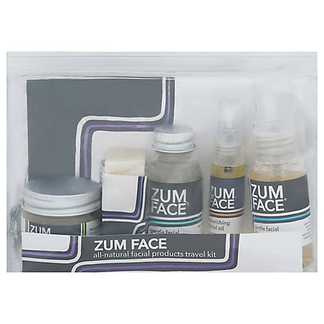 Zum Face Travel Pack - Each