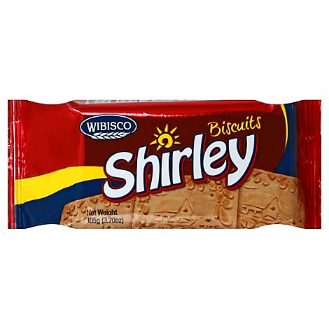 Shirley Biscuits - 3.7 Oz