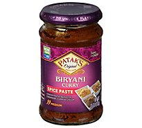 Pataks Biryani Paste - 10 Oz