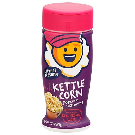 Kernel Seasons Popcorn Seasoning Kettle Corn - 3 Oz