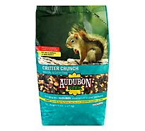 Audubon Park Wild Bird & Critter Food Critter Crunch Bag - 5 Lb