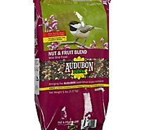 Audubon Park Wild Bird Food Nut & Fruit Blend - 5 Lb