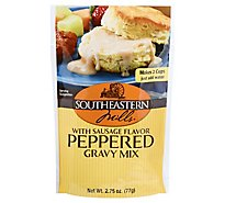 Southeastern Mills Gravy Mix with Sausage Flavor Peppered - 2.75 Oz