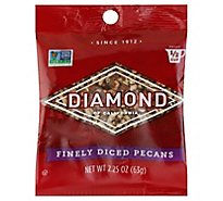 Diamond of California Pecans Chips - 2.25 Oz