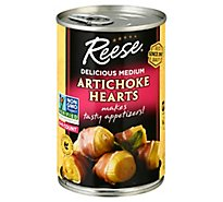 Reese Artichoke Hearts 6-8 Medium Size - 14 Oz