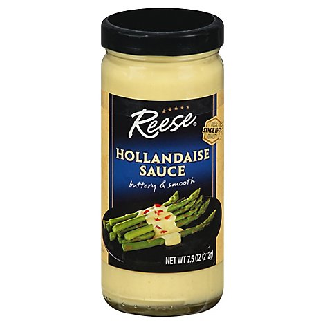 Reese Sauce Hollandaise - 7.5 Oz