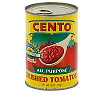 CENTO Tomatoes Crushed All Purpose - 15 Oz
