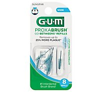 G-U-M Tapered Refills - 8 Count