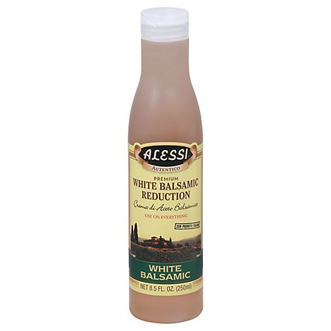 Alessi White Vinegar Reduction - 8.5 Oz