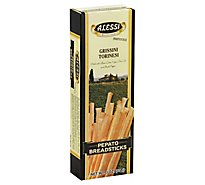 Alessi Pepato Breadsticks - 3 Oz