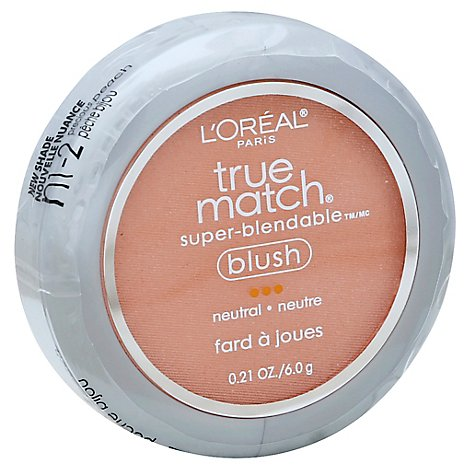 Loreal True Match Blush Precious Peach - 0.40 Oz