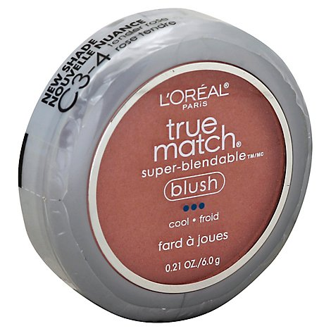Loreal True Match Blush Tender Rose - 0.40 Oz