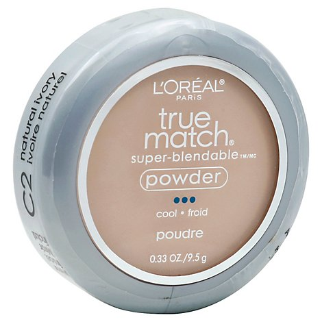 Loreal True Match Powder Beige Light - 0.40 Oz