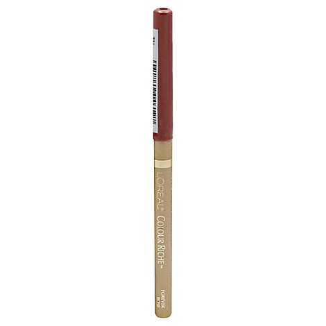 Loreal Color Riche Lip Liner Forever Rose - .01 Oz