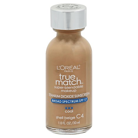 Loreal True Match Makeup Shell Beige - 1 Oz