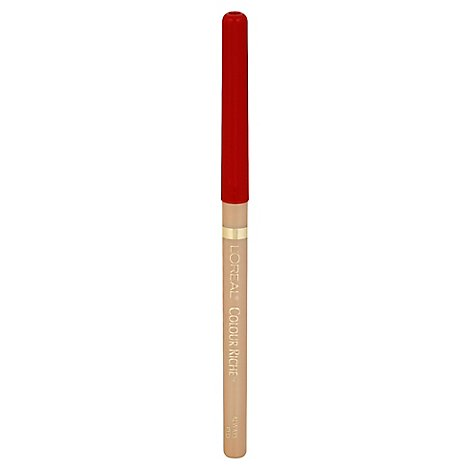 Loreal Color Riche Lip Liner Always Red - .01 Oz