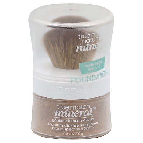 Loreal True Match Natural Make Up Nude Beige - 0.35 Oz