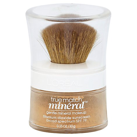 Loreal True Match Natural Mineral Beige - 0.35 Oz