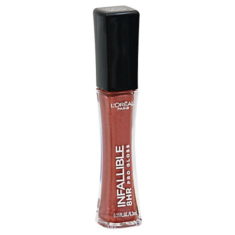 Loreal Infallible Lip God Mauve - Each