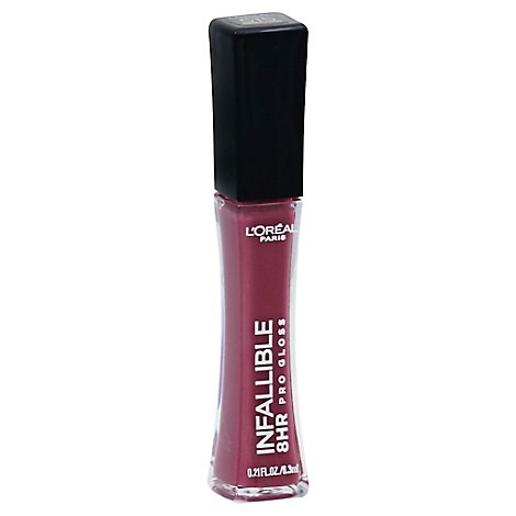 Loreal Infallible Lip Gloss Mauve - Each