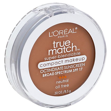 Loreal True Match Compact Buff Beige - 0.30 Oz