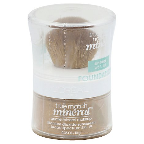 Loreal True Match Natural Mineral Buff Natural - 0.35 Oz