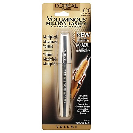 Loreal Voluminous Mascara Caribbean Black - 0.30 Oz