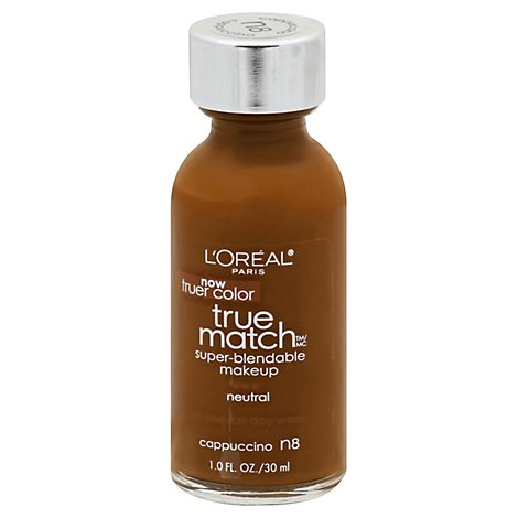 Loreal True Match Neutral Cappuccino - 1 Oz