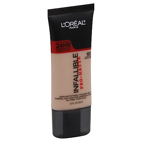 Loreal Infallible Matte Classic Ivory - 1 Fl. Oz.