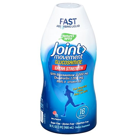 Wellesse Joint Movement Glucosamine Bry - 16 Fl. Oz.