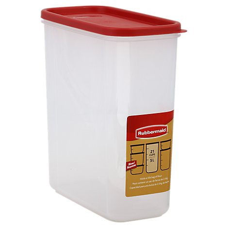 Rbrmd Mod Dry Food Container 21cup - Each