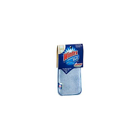 Libman Windex Window Sponge 2in1 - Each