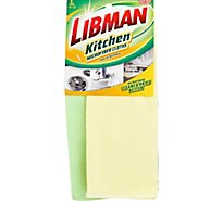 Libman Windex Kitchen Cloths - 2 Count