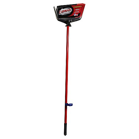 Libman Angle Broom Indoor and Outdoor High Power - Each
