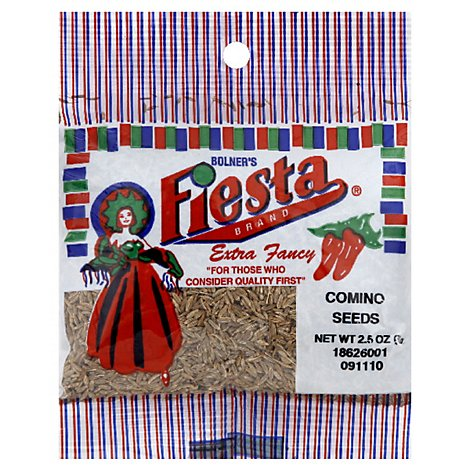 Fiesta Comino Seeds - 2.50 Oz