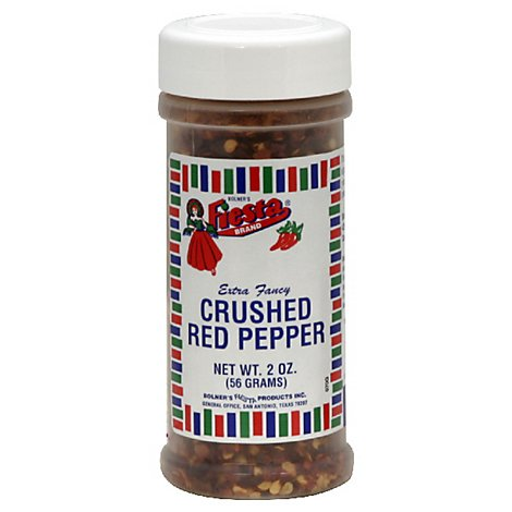 Crushed Red Pepper - 3 Oz