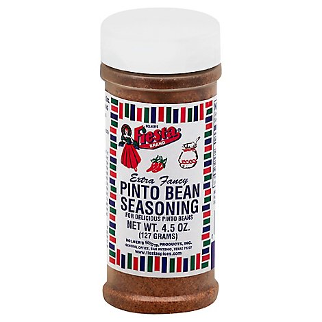 Fiesta Pinto Bean Seasoning - 5 Oz