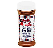 Cayenne Pepper - 4 Oz