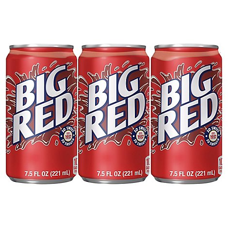 Big Red - 6-7.5 Fl. Oz.