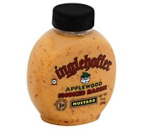 Inglehoffer Mustard Applewood Smoked Bacon - 10 Oz