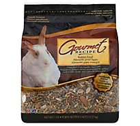 Kaytee Gourmet Recipe Pet Food Rabbit Bag - 5 Lb