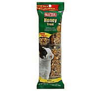 Kaytee Forti-Diet Pet Food Treat Honey Rabbit Value Pack - 8 Oz