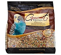 Kaytee Gourmet Recipe Pet Food Parakeet Bag - 5 Lb
