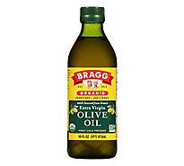 BRAGG Organic Olive Oil Extra Virgin - 16 Fl. Oz.