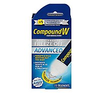 Compound W Freeze Off Spray Advanced - 15 Count