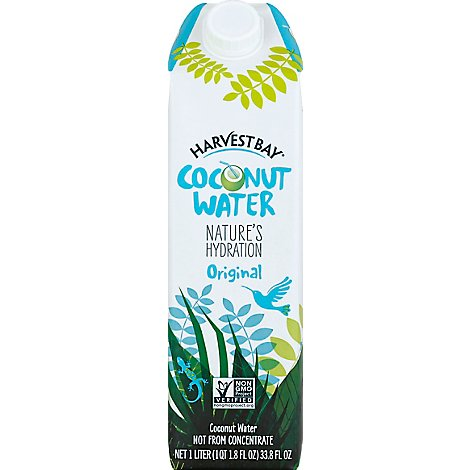 Harvest Bay Coconut Water Original - 1 Liter