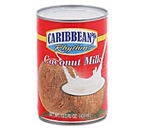 Caribbean Rhythms Coconut Milk - 13.5 Oz