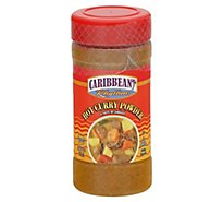 Caribbean Rhythms Curry Powder Hot - 5 Oz