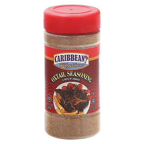 Caribbean Rhythms Seasoning Oxtail - 5.5 Oz